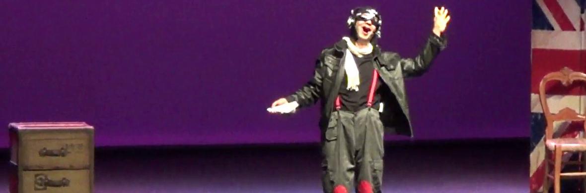 Puki-Flai Magic Clown - Circus Shows - CircusTalk