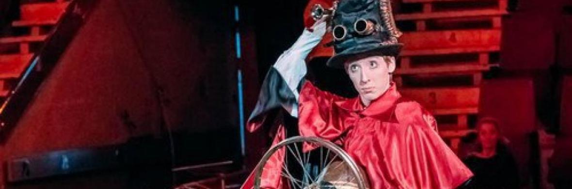 Mechanical Phantasmagoria - Circus Acts - CircusTalk