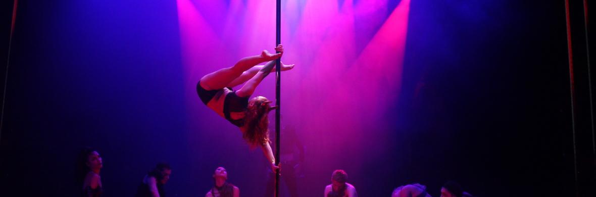 Devil pole.  - Circus Acts - CircusTalk