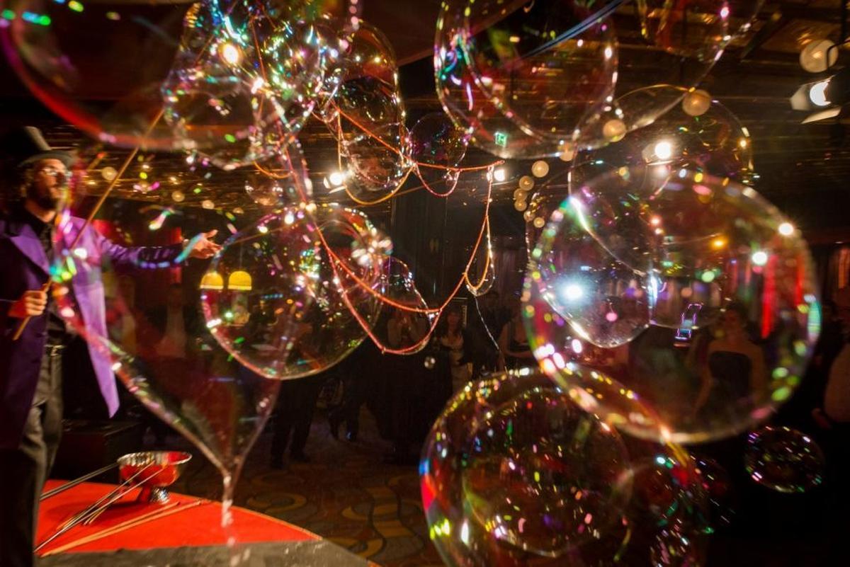 Dr. Bubbles - Circus Events - CircusTalk