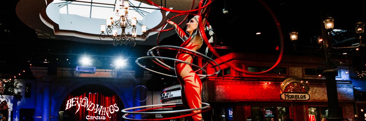 High Energy Hula Hoop - Circus Acts - CircusTalk