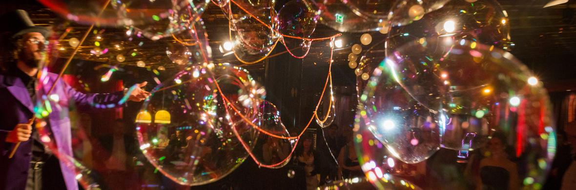 Dr. Bubbles - Circus Acts - CircusTalk