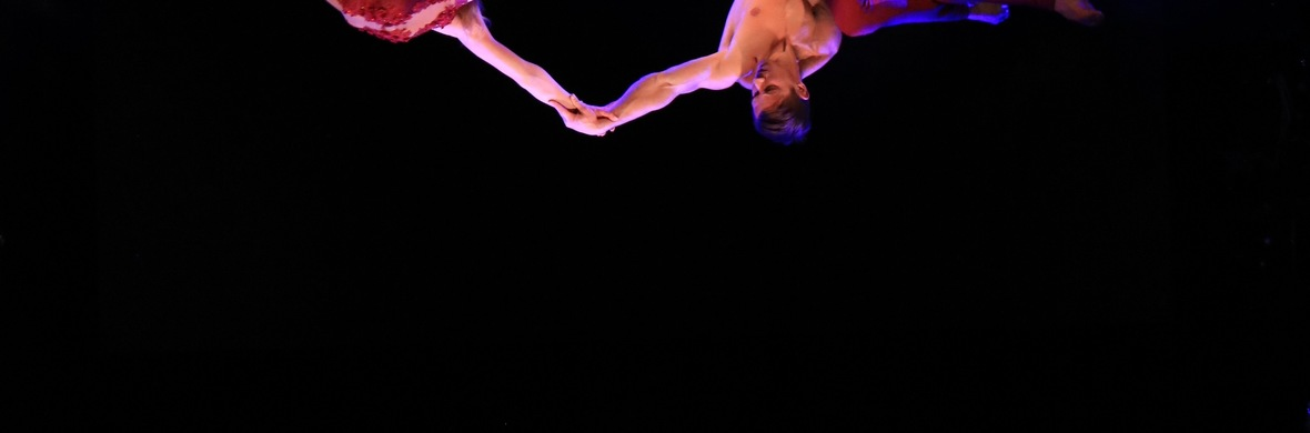 Duo X-Lines  - Circus Acts - CircusTalk