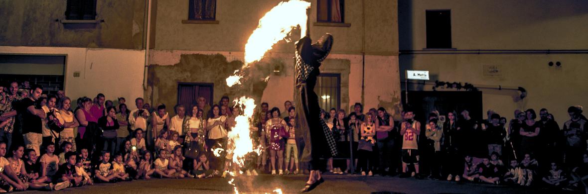 Il Cerchio Magico / The Magic Circle - Circus Shows - CircusTalk