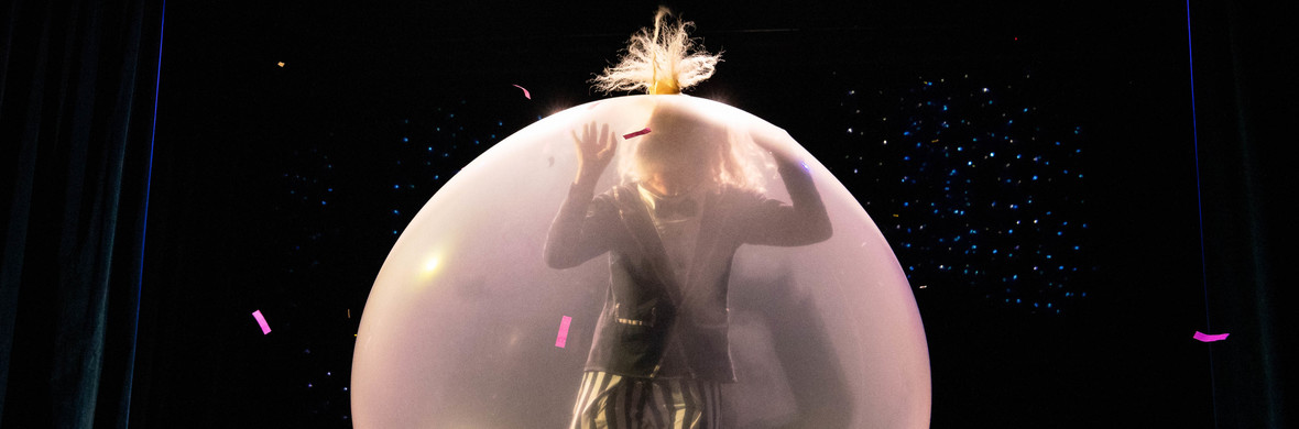 Hillel - Mr. Balloon Man II - Circus Shows - CircusTalk