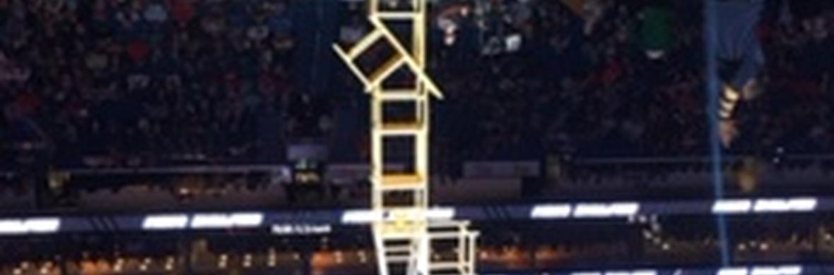 Chairs balancing  - Circus Acts - CircusTalk