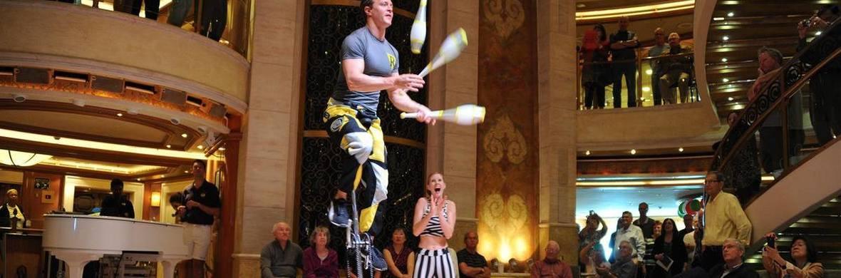 Final Countdown - Circus Acts - CircusTalk