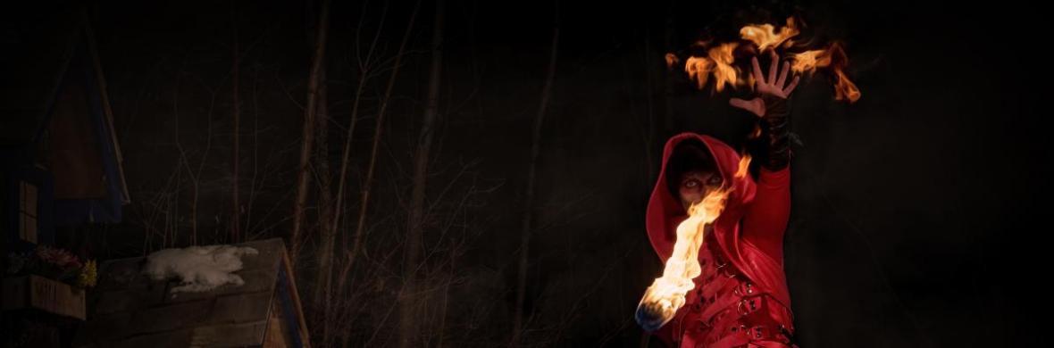 CONNEXUS: Snake & Pyre - Circus Shows - CircusTalk