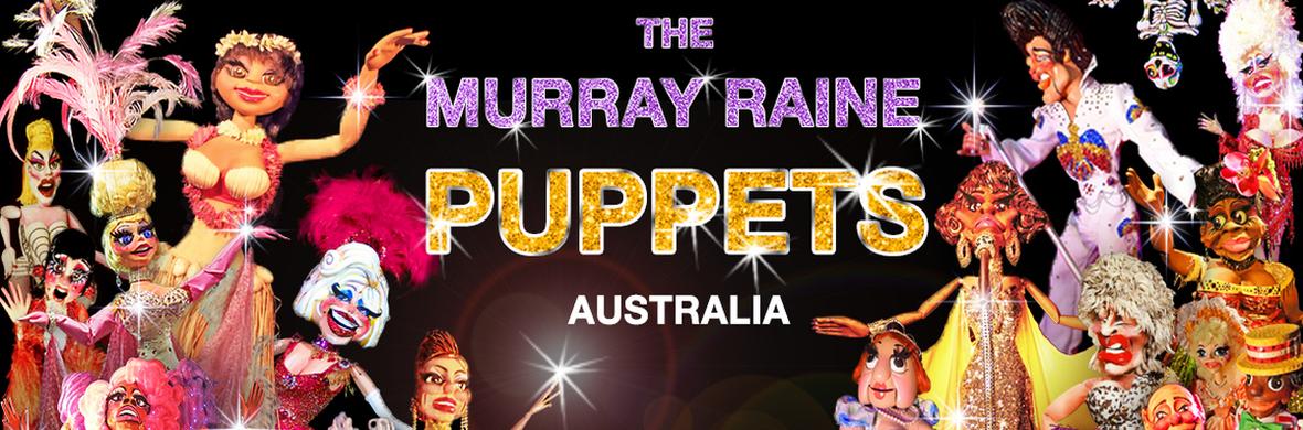 '' IT's VEGAS ON A STRING! ''  Murray Raine Puppets Australia - Circus Shows - CircusTalk