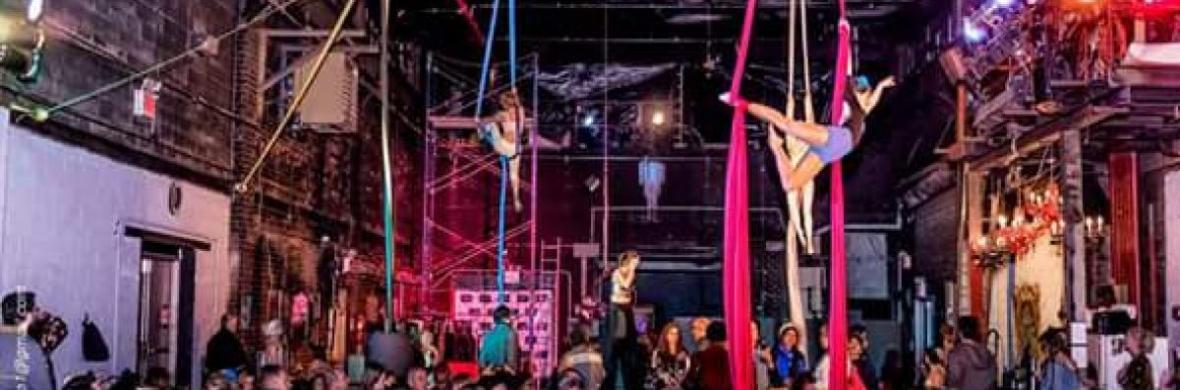 Muse Circus Cabarets - Circus Shows - CircusTalk