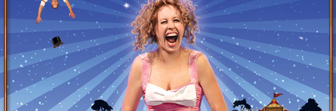 Scott & Muriel are... The Accidental Illusionists - Circus Shows - CircusTalk