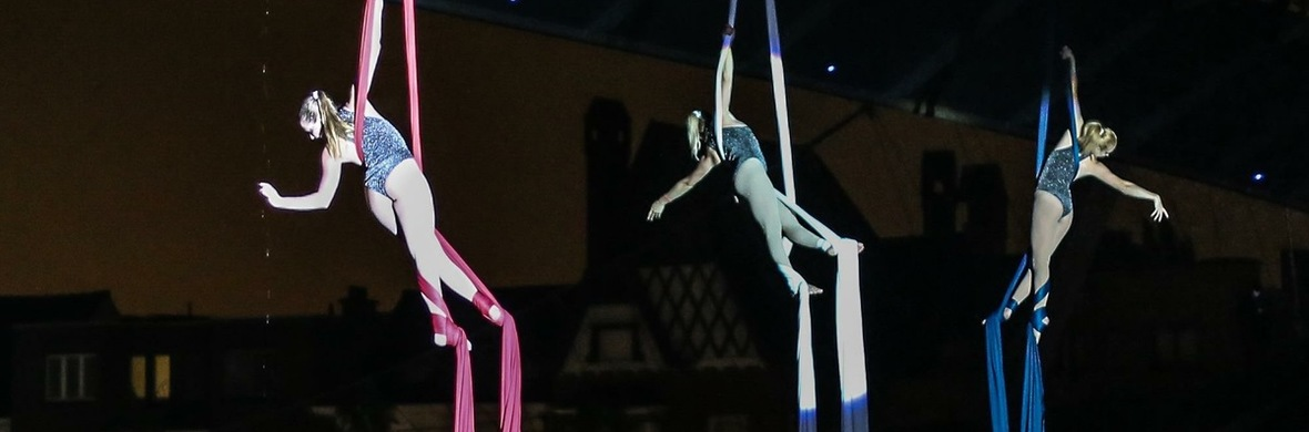 Triple Silk Performance - Circus Acts - CircusTalk