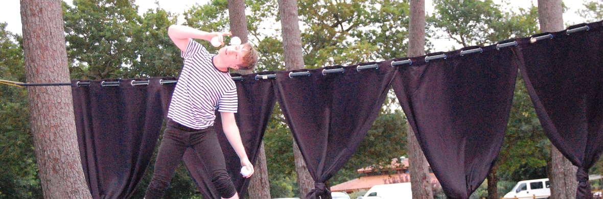 Dance Juggling Solo - Circus Acts - CircusTalk