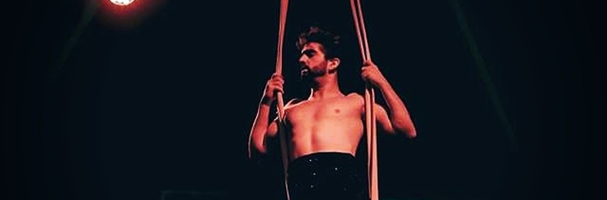 Aerial Spanish Flamenco  - Circus Acts - CircusTalk
