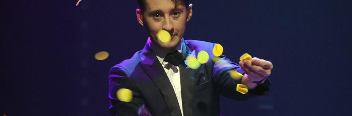 Classic Magic act The Rose - Circus Acts - CircusTalk