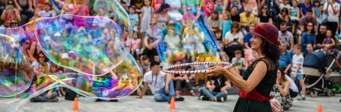 The Magic Breath - Circus Acts - CircusTalk