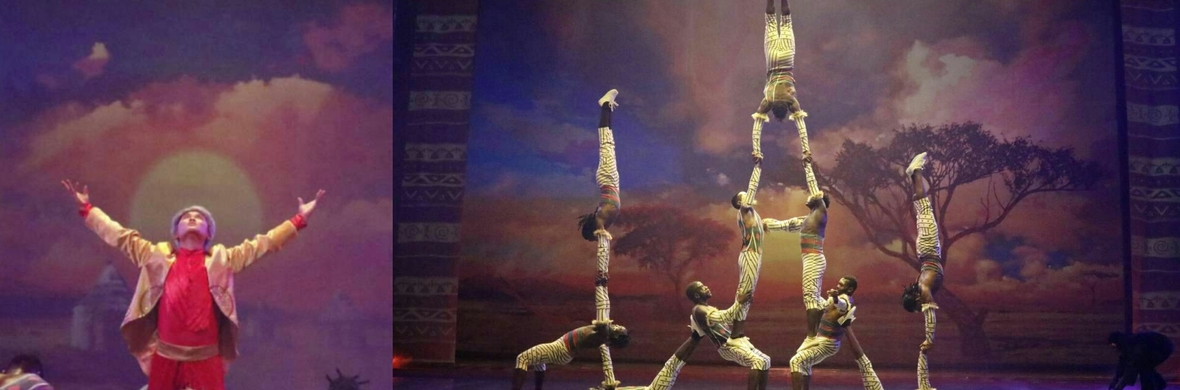 African Dream Circus  - Circus Acts - CircusTalk