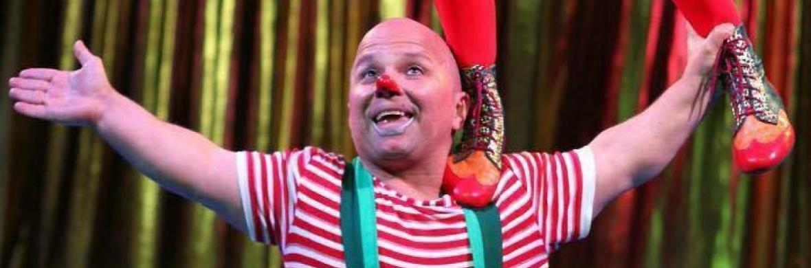 Gabor Clown - Circus Acts - CircusTalk