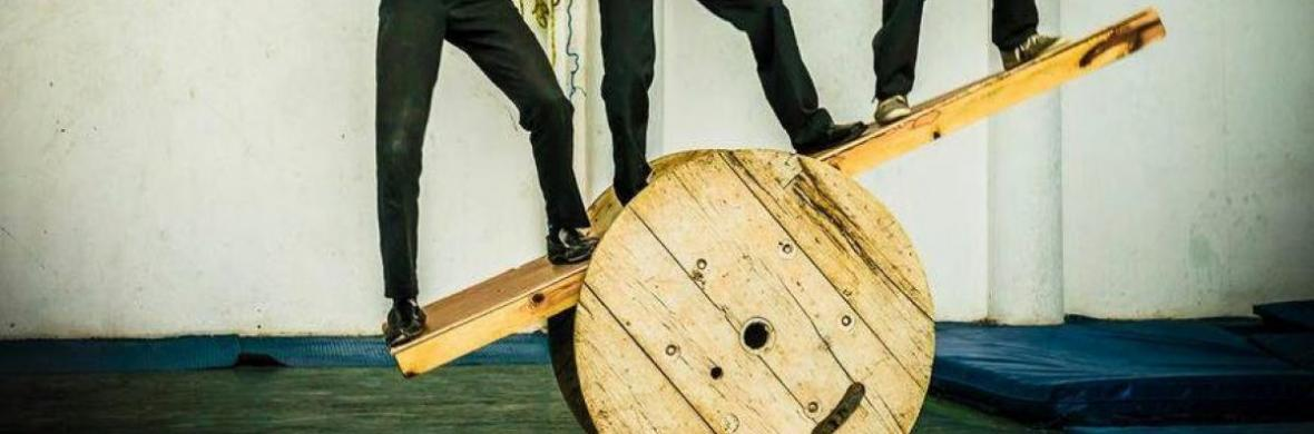 los tres chiflados - Circus Acts - CircusTalk