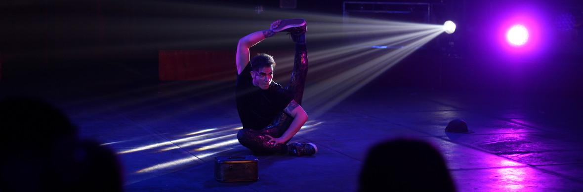 how to hip hop dance (tutorial) - Circus Acts - CircusTalk