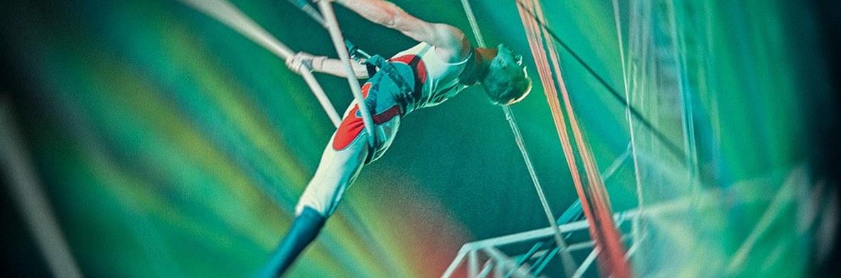 Cloudswing / Corde Volante - Circus Acts - CircusTalk