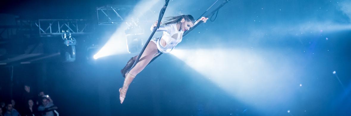 Cloud Swing - Circus Acts - CircusTalk