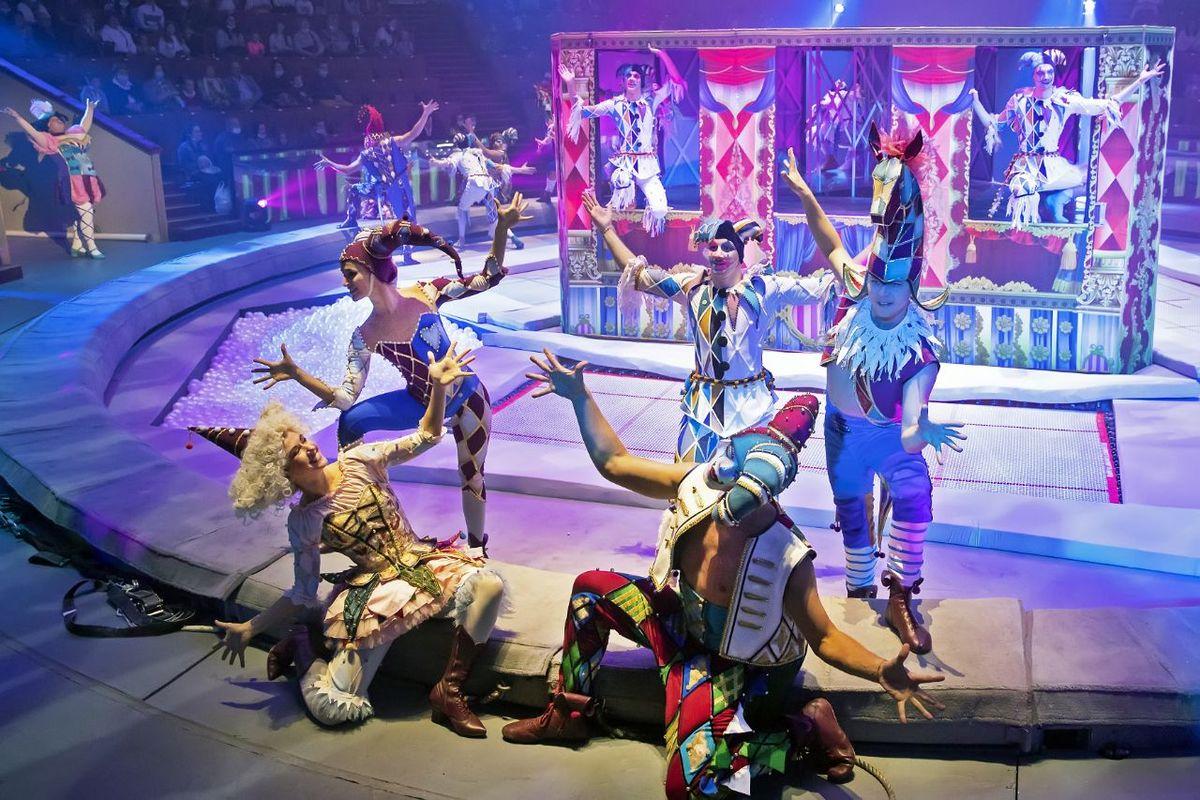 "Circus project ""HISTORY"" - Circus Events - CircusTalk"