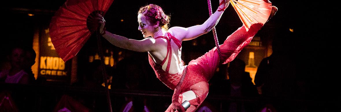 Fantasia - Dance Trapeze - Circus Acts - CircusTalk
