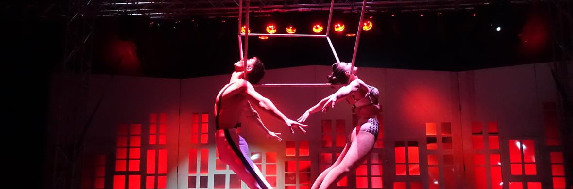Duo Cube - Circus Acts - CircusTalk