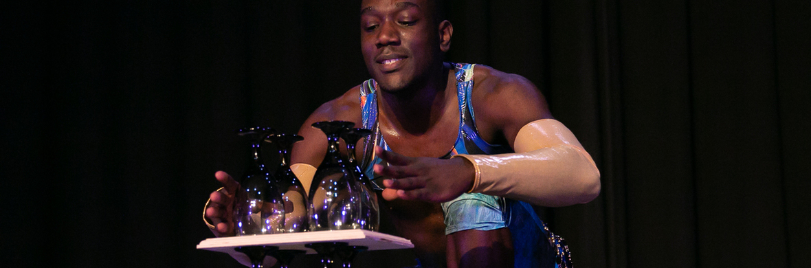 From the Ground, Up (Glass Act) - Circus Acts - CircusTalk