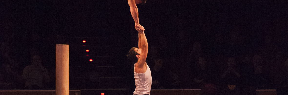 Without feet on the ground - Circus Shows - CircusTalk