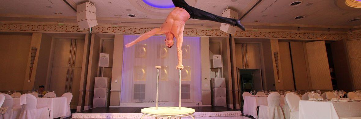 Handstand equilibristic - Circus Acts - CircusTalk