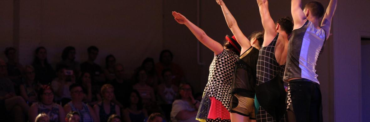 Murmurations - Circus Shows - CircusTalk