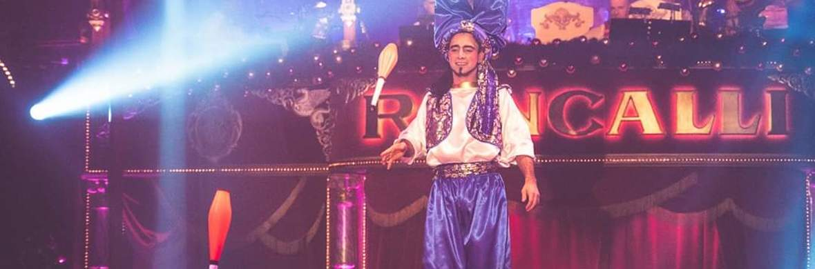 Jugglers - Aladdin - Circus Acts - CircusTalk