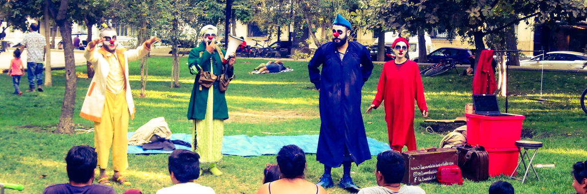 Roppa - Circus Shows - CircusTalk