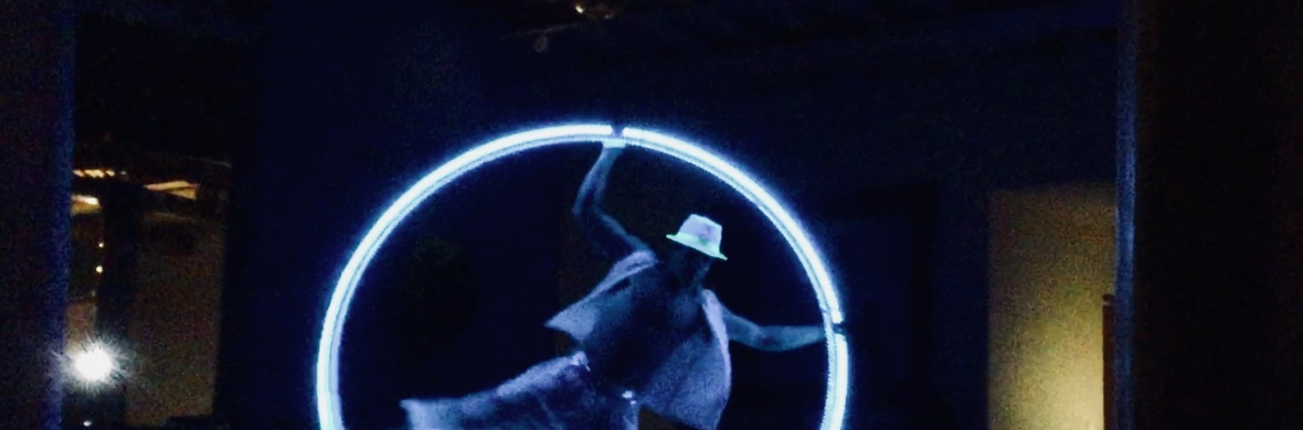 Cyrwheel Performance  - Circus Acts - CircusTalk