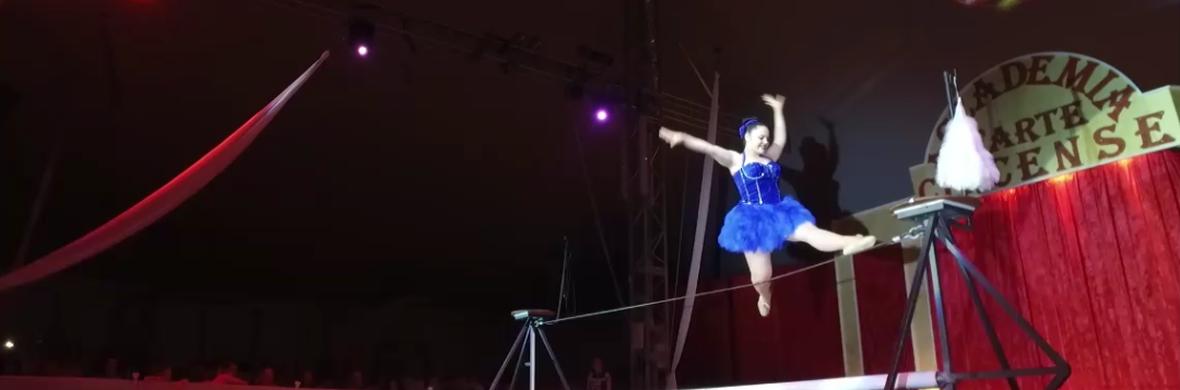 Tightwire Act - Circus Acts - CircusTalk
