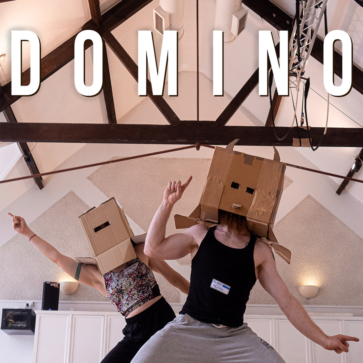 'Domino' 1st year FDA show directed by the MA - Circus Events - CircusTalk