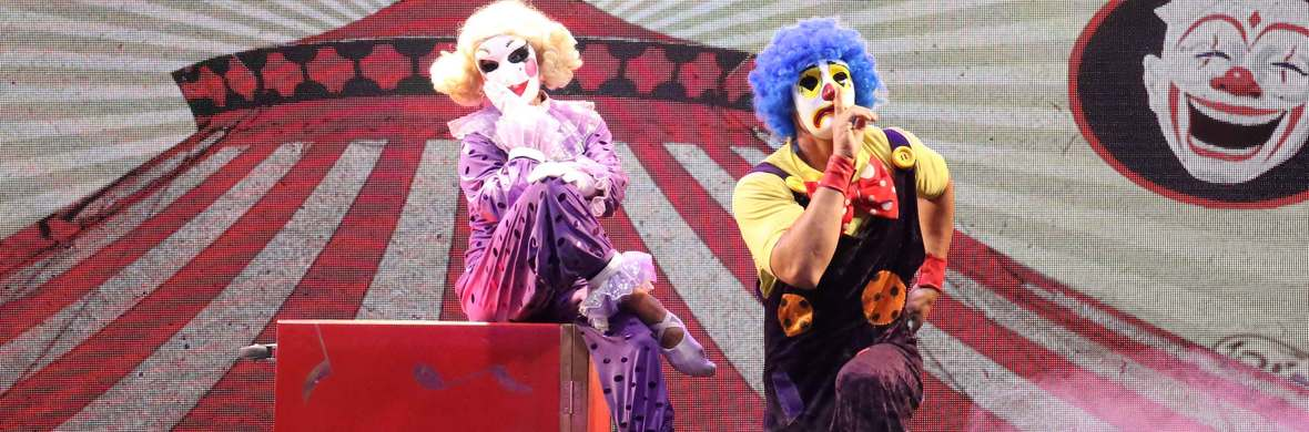 The Clown and the Doll - Circus Acts - CircusTalk