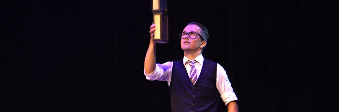 The Librarian - Circus Acts - CircusTalk