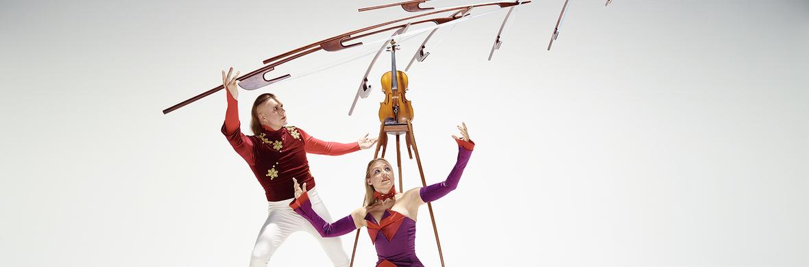 Melody of Balance - Bolero - Circus Acts - CircusTalk