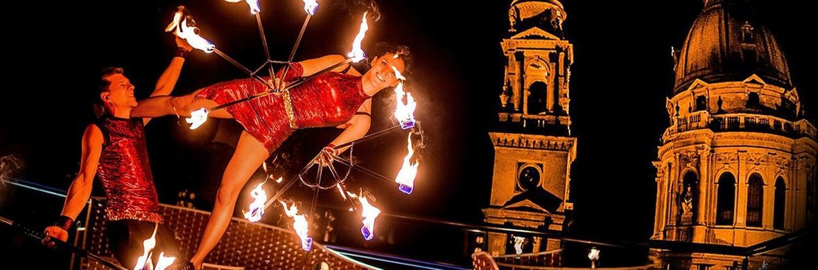 Firemagic firedance show - Circus Shows - CircusTalk