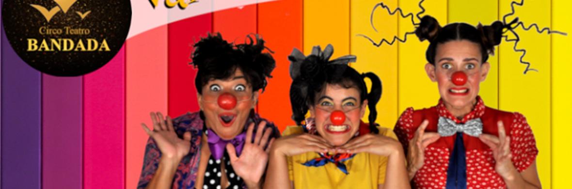 Varieté Clown - Circus Shows - CircusTalk
