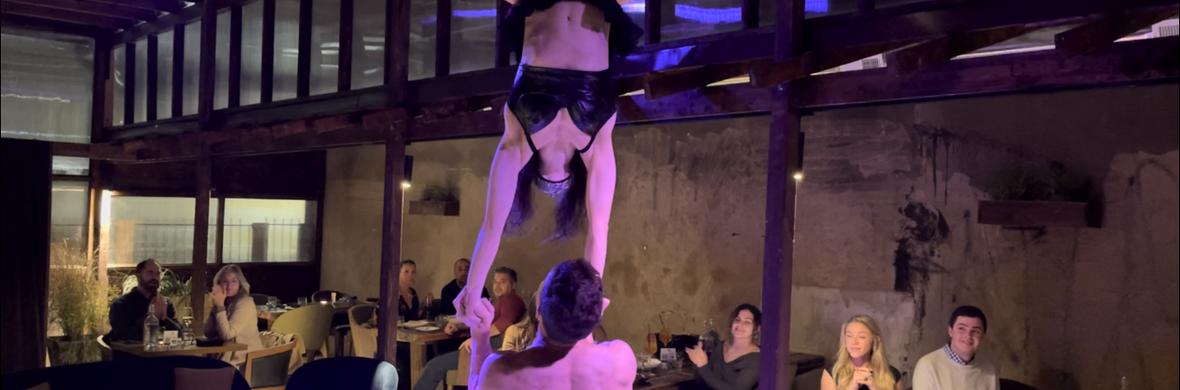 Duo Acro Dance/Balance  - Circus Acts - CircusTalk