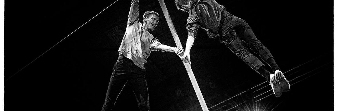 Crossed in the middle  - Circus Acts - CircusTalk