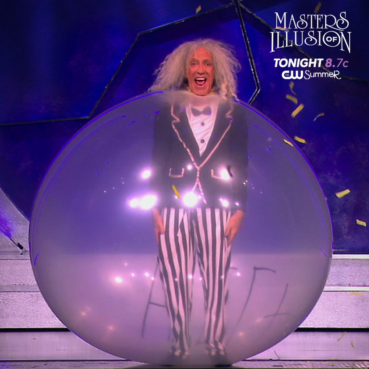 Hillel - Mr. Balloon Man