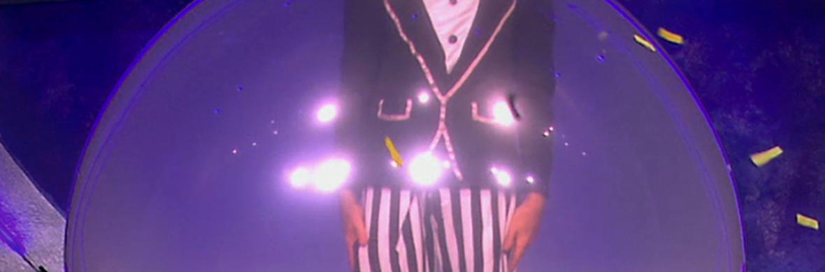 Hillel - Mr. Balloon Man - Circus Acts - CircusTalk
