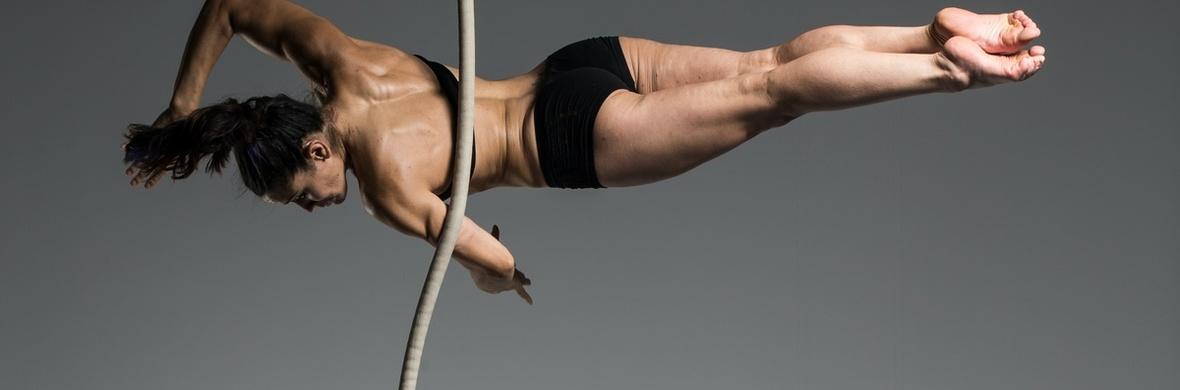 Aerial rope act - Circus Acts - CircusTalk