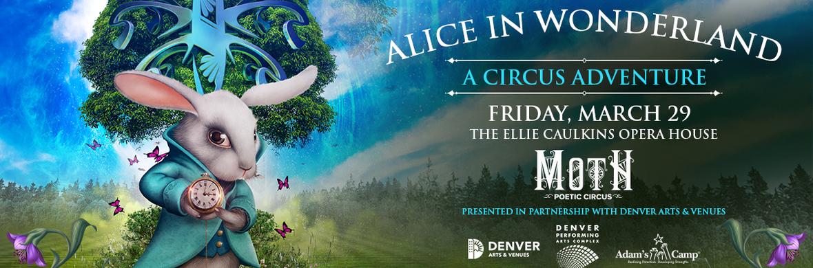 Alice in Wonderland: A Musical Cirque Adventure - Circus Shows - CircusTalk