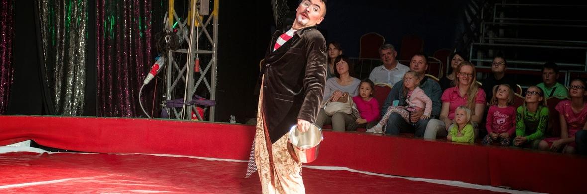 Visual comedy  Mironoff - Circus Acts - CircusTalk